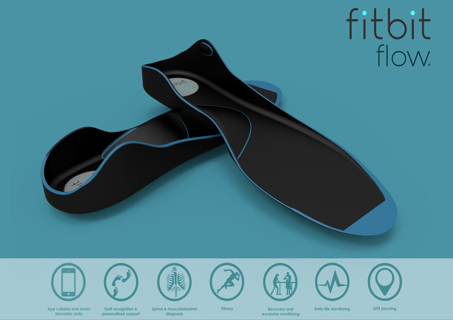 The Use Of Pressure Sensitive Micro Fluids Allows The Innersole To Transform Shape And Size Automatically Providing Support Where It Is Found To Be Most